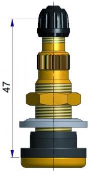 Вентиль TR 618 A  R-1840-3