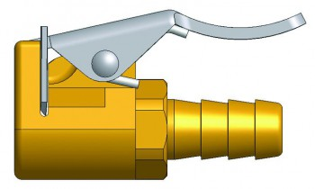 Адаптер для присоединения шланга к груз. вентилю R-0985-1