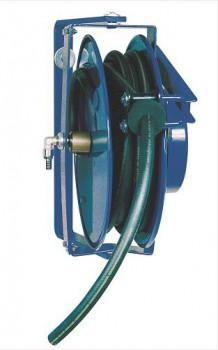Катушка с пружинным механизмом сматывания шланга S-0341-1